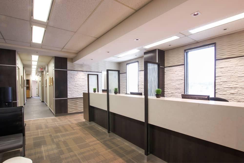 Reception area - Just 4 Kidz Dental