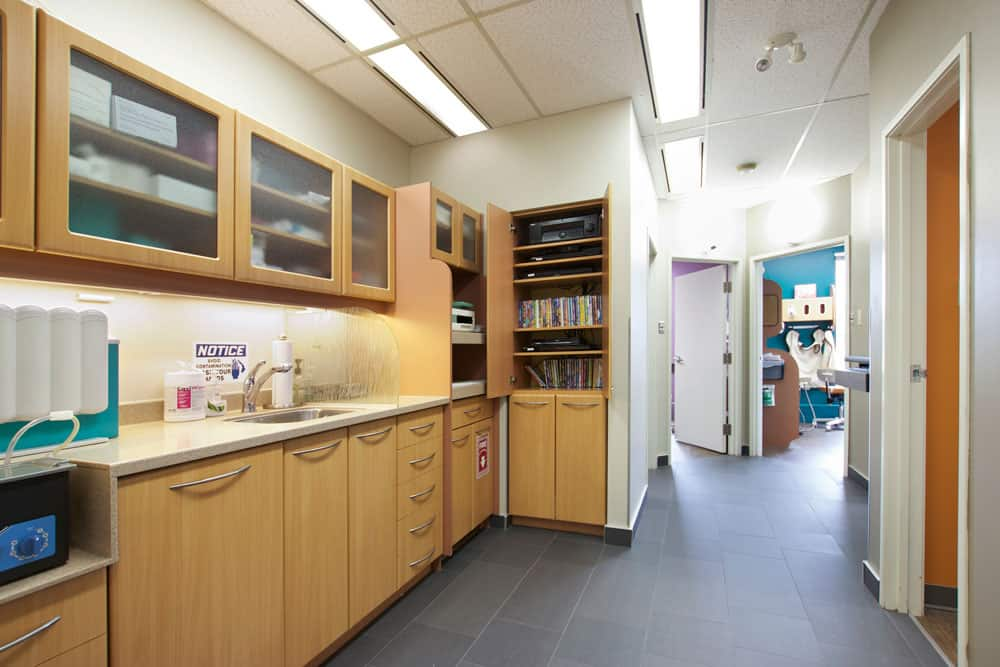 Dental office - Just 4 Kidz Dental