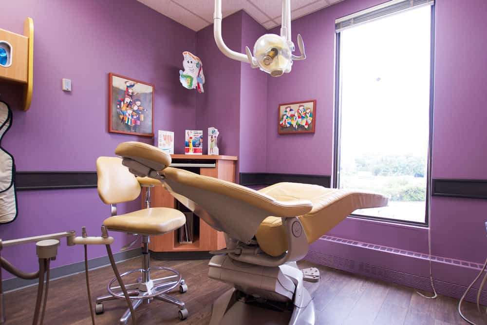Dental chair - Just 4 Kidz Dental