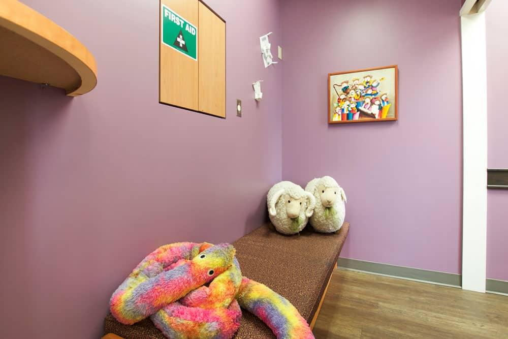 Kids room - Just 4 Kidz Dental